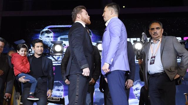 The contentious negotiations have been resolved and there will be a rematch between world middleweight champion Gennady Golovkin and Canelo Alvarez on Sept. 15 in Las Vegas.