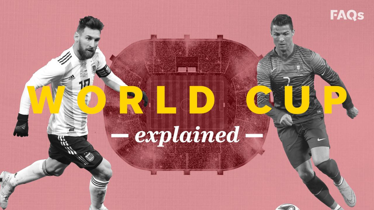 FIFA World Cup 2018: Complete schedule of games, how to watch