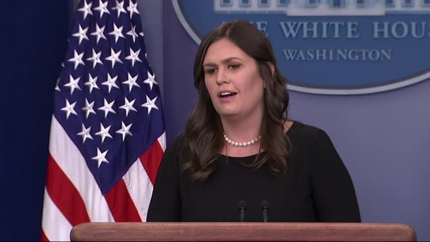 White House: 'Very biblical to enforce the law'