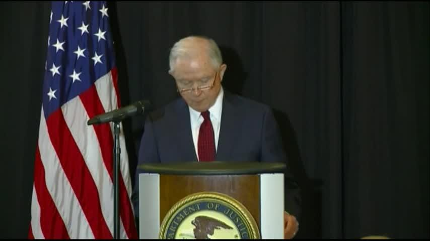 Sessions cites Bible backing immigration policy