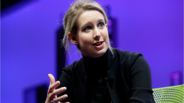 Elizabeth Holmes, the CEO of a company promising revolutionary blood testing by taking just a finger prick for multiple blood tests, was charged with fraud.