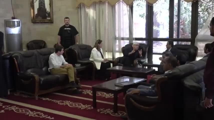 UN Special Envoy To Yemen To Broker A Ceasefire