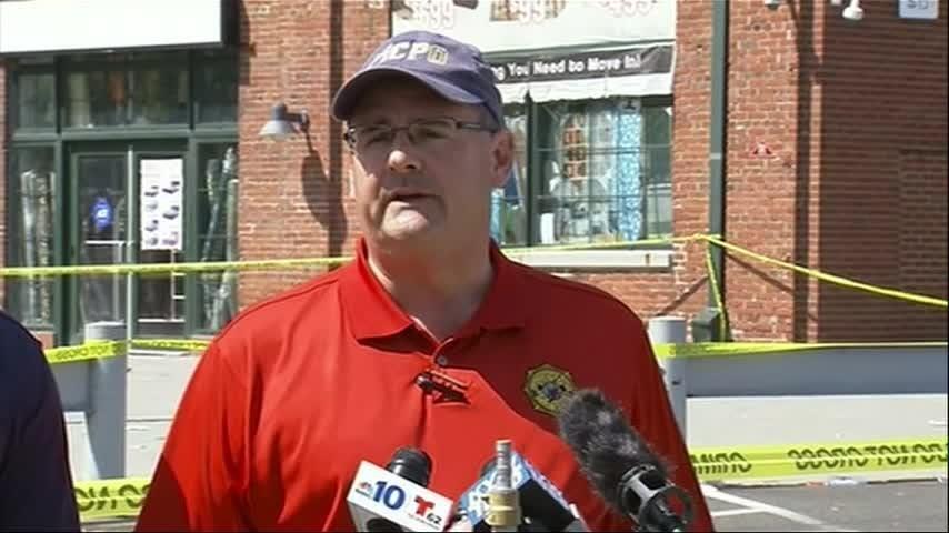 1 dead, 22 injured in NJ arts festival shooting