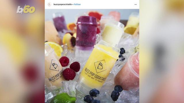 Cocktail lovers will soon be making room in their freezers for the yummiest Summer treat ever: Boozy frozen push ups. Buzz60's Maria Mercedes Galuppo has more.