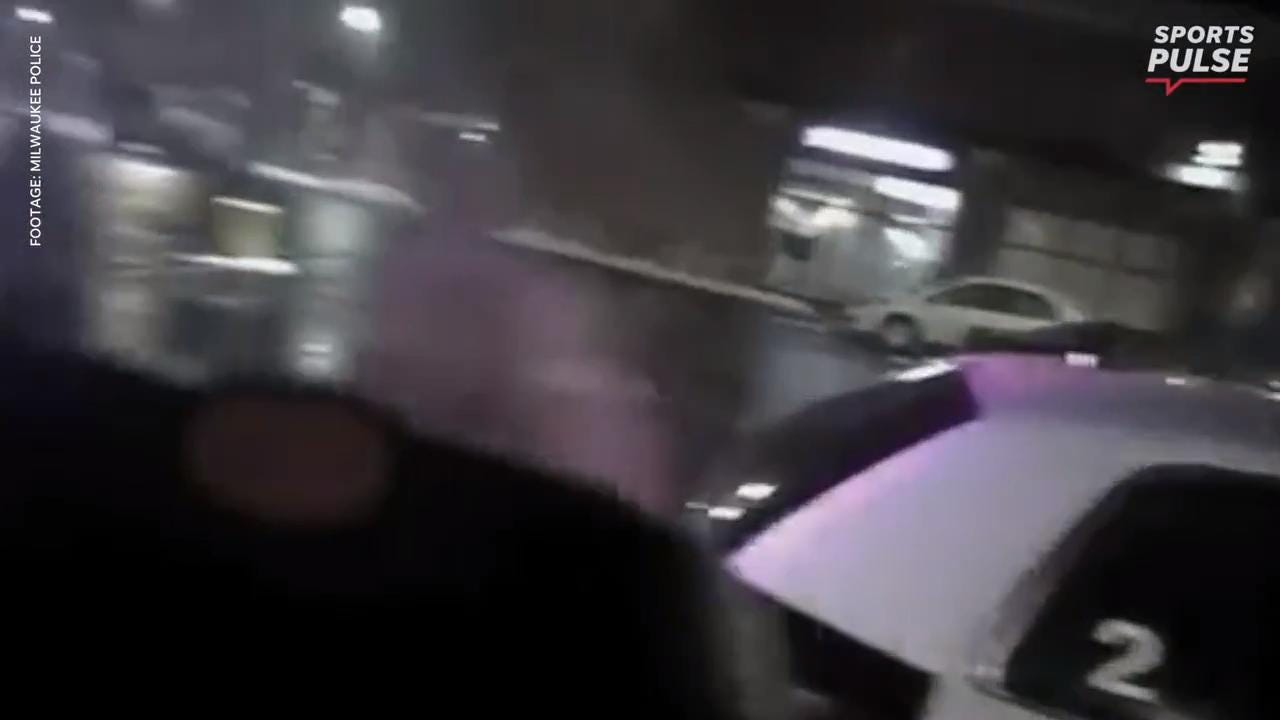 Milwaukee Bucks player Sterling Brown was encountered by Milwaukee police after committing a parking violation. Here is the footage of him being tasered and arrested in that incident.