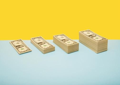 How does your salary compare? Here's how much money those 1 percenters really make