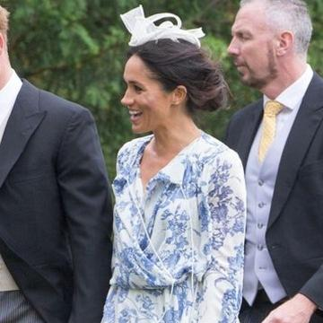 Duchess Meghan is being mocked for her loose-fitting dress that she wore to a family wedding, but could there be a secret meaning behind her fashion choice?