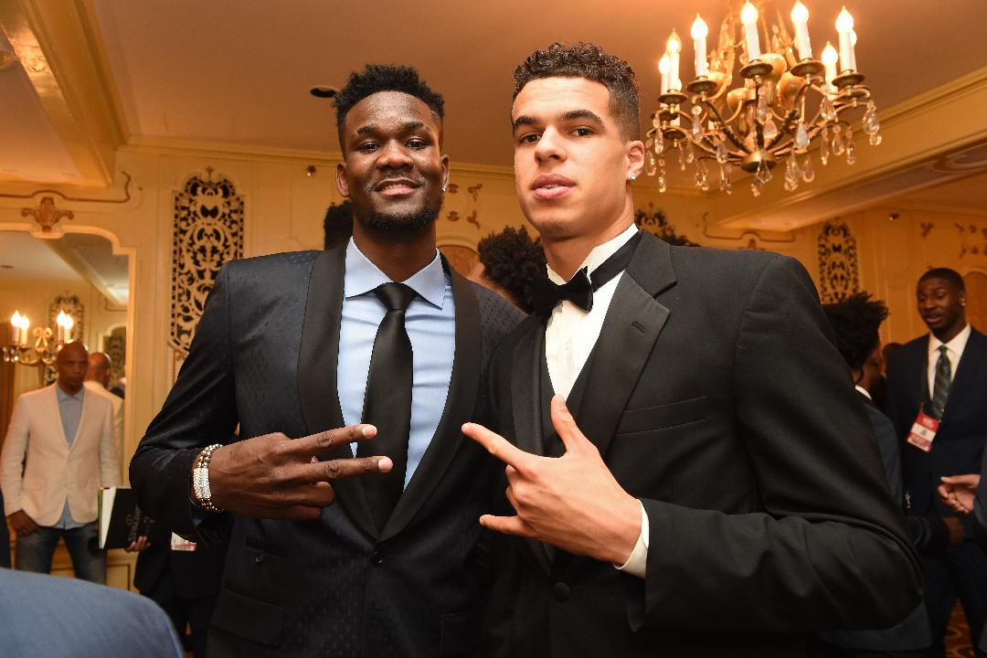 SportsPulse:  2018 NBA draft prospects describe some of the odd questions team executives have asked during the draft process.
