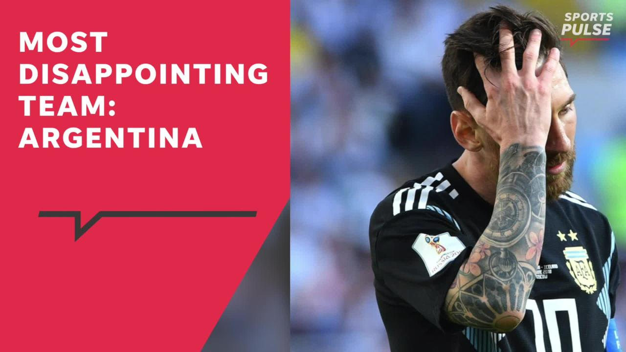 SportsPulse: Former USMNT goalkeeper and Fox Sports broadcaster Tony Meola assesses the first week of World Cup action. From Russia's rise to Messi's struggles, one thing is clear: We know nothing.