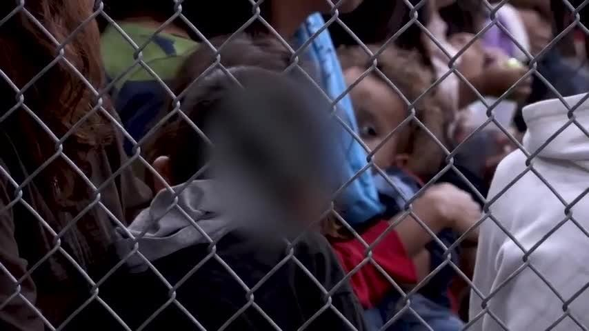 Bowing to pressure, President Trump signed an executive order ending the process of separating children from families when they are detained crossing the border. The move marks a dramatic departure and raises a host of questions. (June 20)