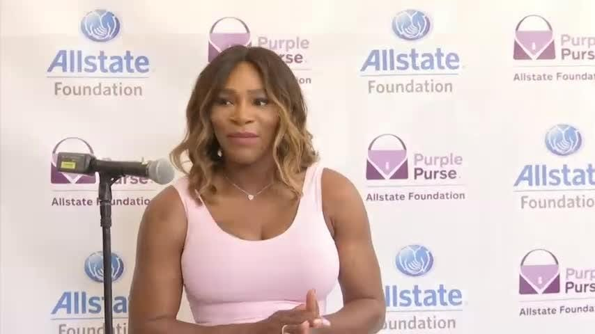 f222ff4d47d Wimbledon  Serena Williams is rewarded with seed after maternity leave