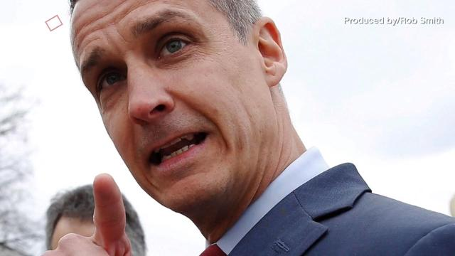 Corey Lewandowski has been dropped from his speaking agency after his controversial reaction to a story about a 10 year old migrant girl with down syndrome separated from her parent at the border!