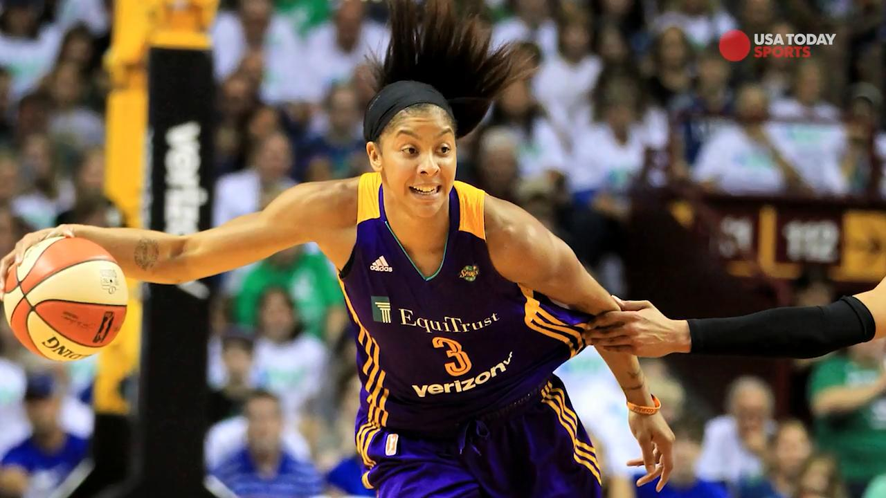 Los Angeles Sparks forward/center says that what hammered home preparation with her was having to come back from a torn ACL when she was 16 years old.