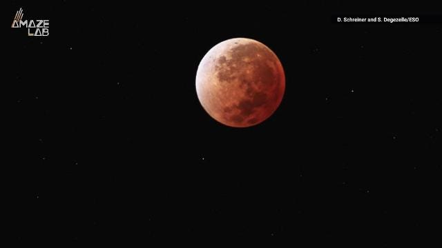 Blood moon: Longest lunar eclipse of the century is coming this week