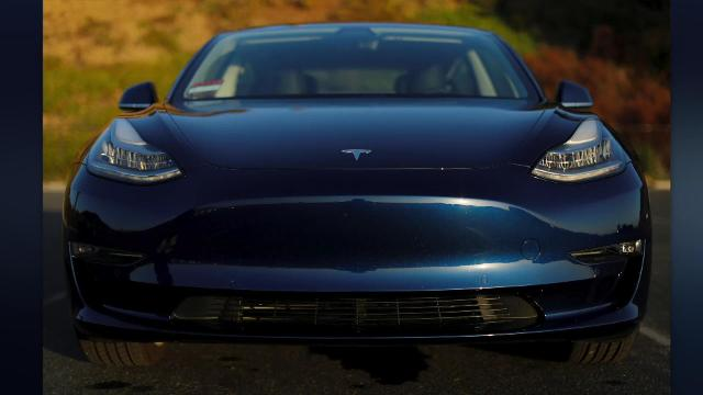 Tesla's Model 3 comes with cool tech, but it's going to cost you