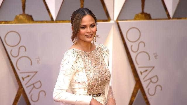7ca7e06947 Chrissy Teigen ruthlessly ripped by anti-fur activist   Shame on you