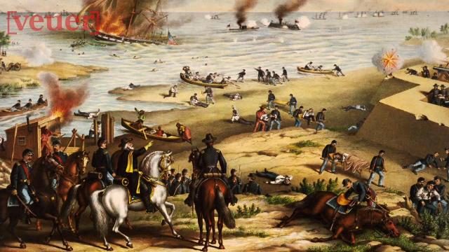 Some Americans think a second civil war is imminent