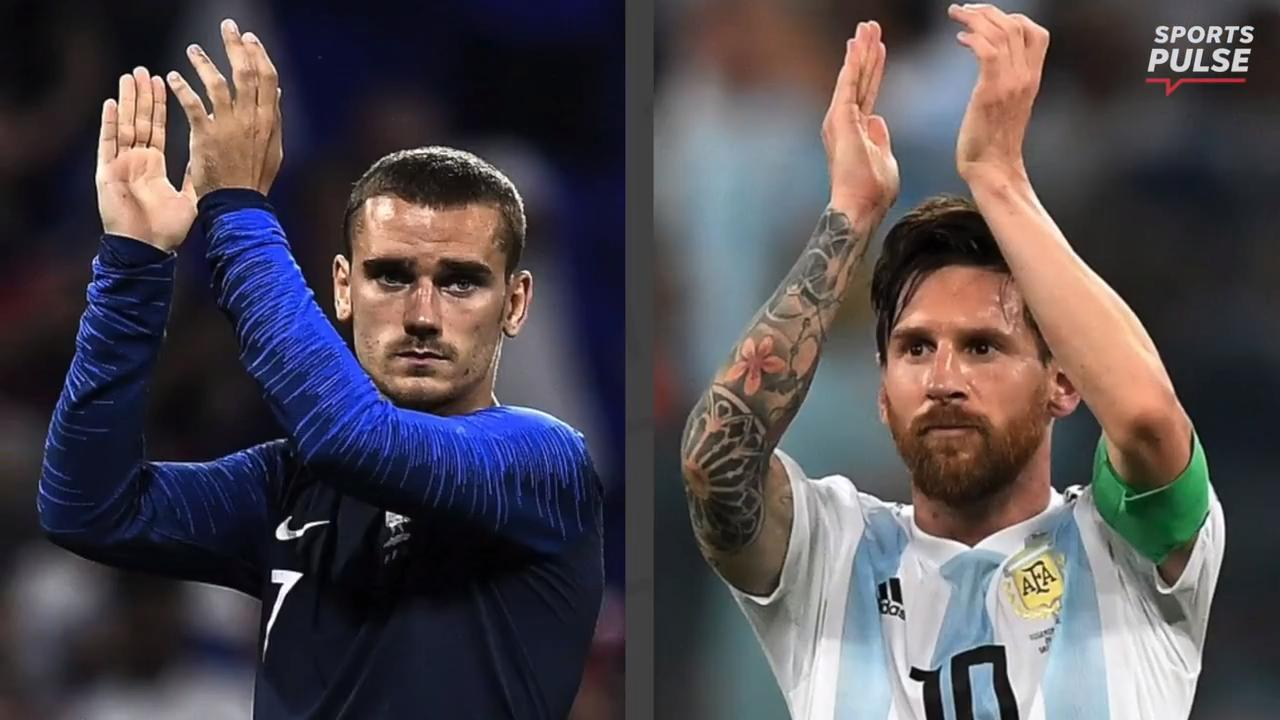 SportsPulse: Fox Sports' Alexi Lalas breaks down the most intriguing storylines entering the weekend and looks at how far Ronaldo, Messi and Mexico can go.