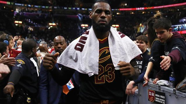 Cleveland Cavaliers forward LeBron James has declined to exercise his $35.6 million 2018-19 player option and will become an unrestricted free agent, according to Joe Vardon of Cleveland.com.