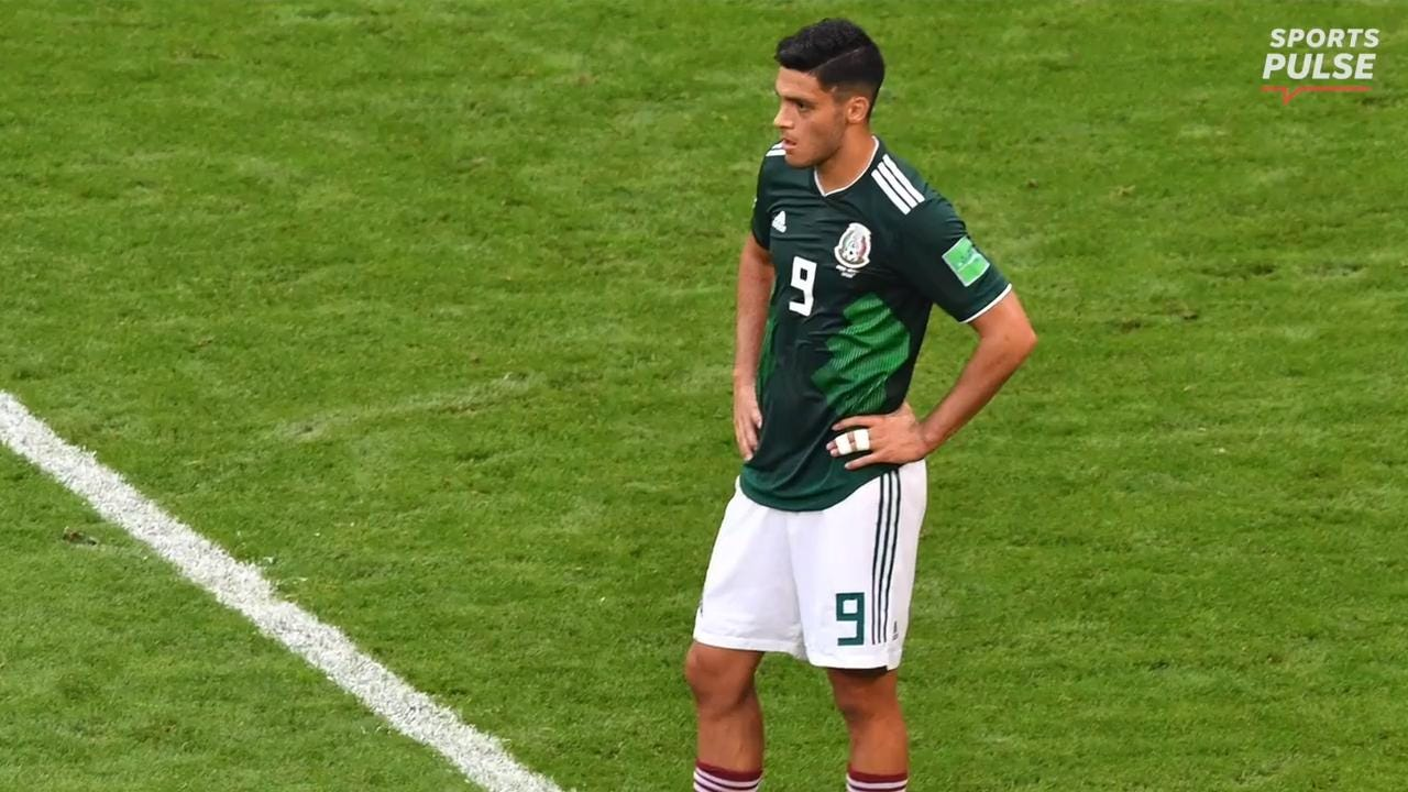 SportsPulse: USA TODAY Sports' Martin Rogers on how Mexico's thrilling start to the World Cup in Russia ultimately led to another disappointment.