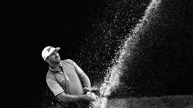 Professional golfer Graeme McDowell was forced to withdraw from an Open qualifier this week after Air France lost his golf clubs during a flight from Paris to Manchester, England.
