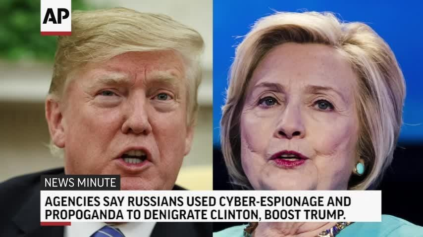 Lawsuit linking Trump to Russian hackers, leak of Democratic emails tossed out