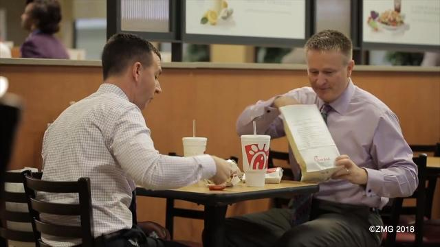Fast Food Vs Full Service Restaurants