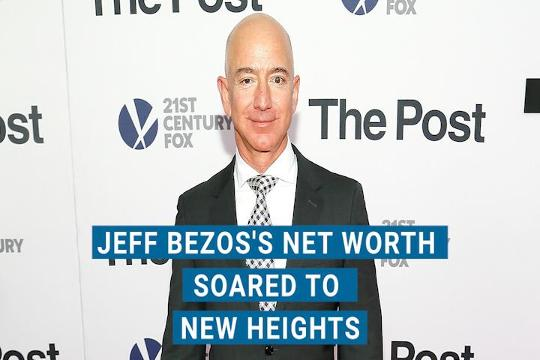 Amazon Ceo Jeff Bezos Tops Bill Gates On Forbes Richest Americans List