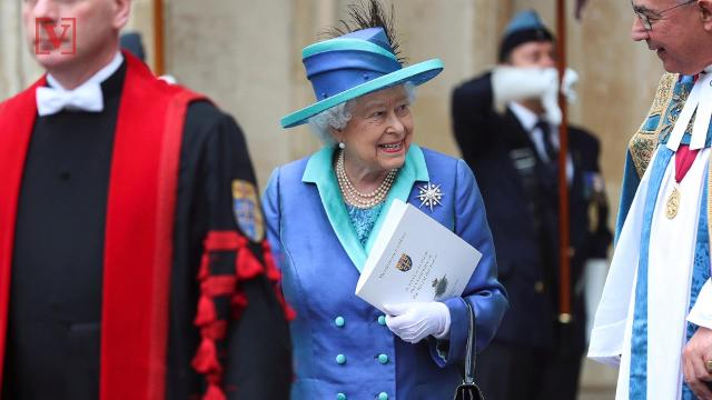 Want to woo the president? Treat him to a military parade. That's what Queen Elizabeth II will do, when President Trump and the First Lady visit her at Windsor Castle. Veuer's Nathan Rousseau Smith has the story.