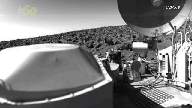 It's possible NASA burned up evidence of life on Mars by accident