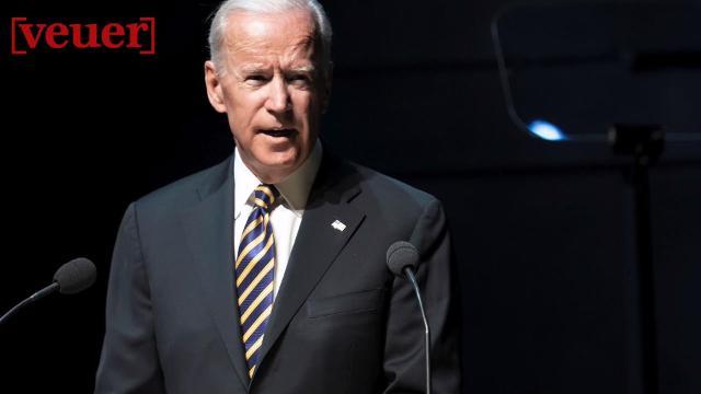 Former VP Joe Biden 'ashamed' of Trump border policy
