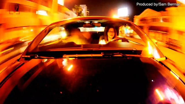 Study on marijuana: How soon after lighting up is it safe to drive?