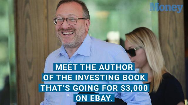This billionaire investor's 27-year-old book is now selling for $3,000