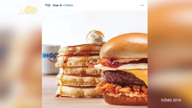 IHOP is selling pancakes for $1 on Tuesday, with proceeds going to the military