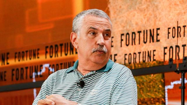 NYT's Thomas Friedman: We're in the middle of 3 climate changes