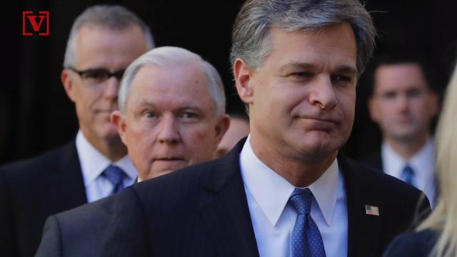 FBI Director, Chris Wray, hinted that he has considered resigning over the past year due to disagreements with President Trump and his administration. Veuer's Chandra Lanier has the story.