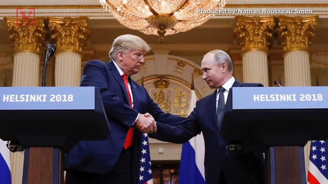 A new report from the New York Times reveals President Trump was shown classified documents proving Russia's President Putin ordered election interference. Nathan Rousseau Smith has the story.