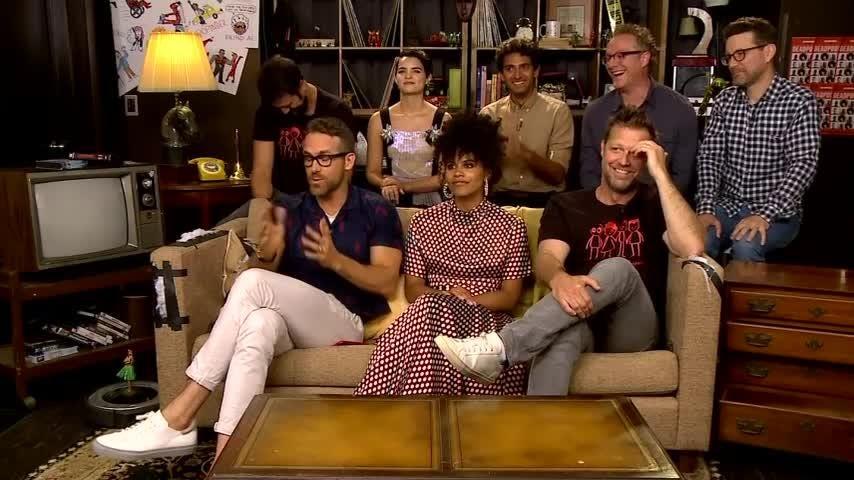 Ryan Reynolds on freaking out 'Deadpool' fans