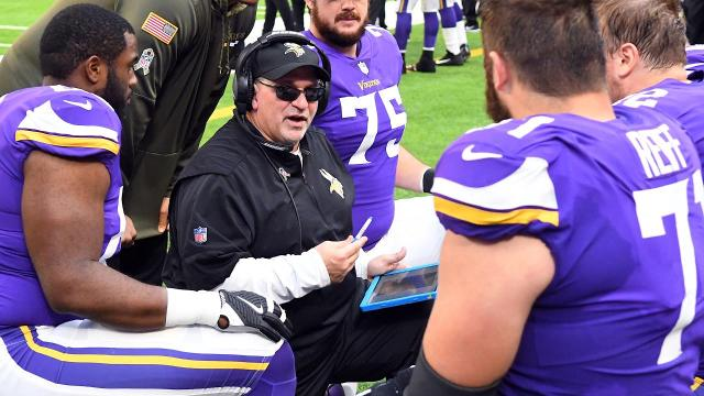 Tony Sparano A Former Nfl Head Coach And Now Vikings Assistant Dies