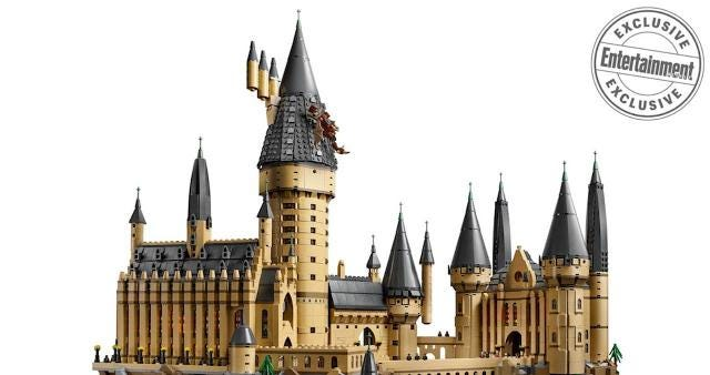 LEGO has just unveiled a new Hogwarts Castle for kids and adults to envy in equal measure this August.