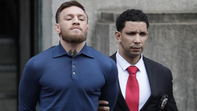 Conor McGregor faces 20 misdemeanor counts and two felony charges, which could include up to 11 years in prison.