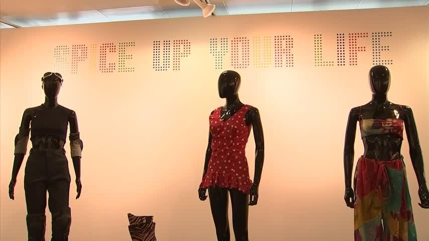 From dresses to space suits, mopeds to dolls, and - of course - platform boots, a new Spice Girls exhibit is stuffed full of iconic items from the band's colorful history.  SpiceUpLondon launches July 28. (July 26)