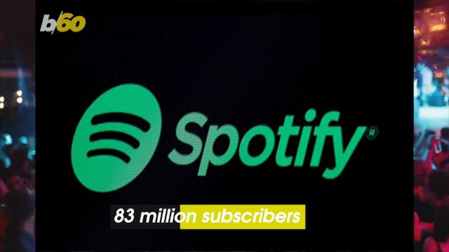 Spotify reaches 83 million paid subscribers