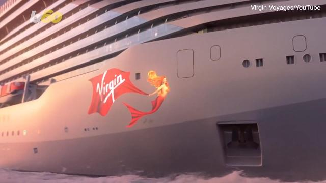 What would it be like to be on the first adults only cruise ship? Buzz60's Maria Mercedes Galuppo has more.