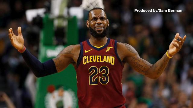 Lebron James said if there were no other options, he might run for President in 2020.