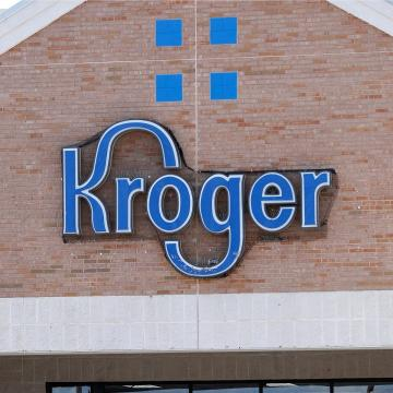 Kroger to stop Visa credit cards at some stores