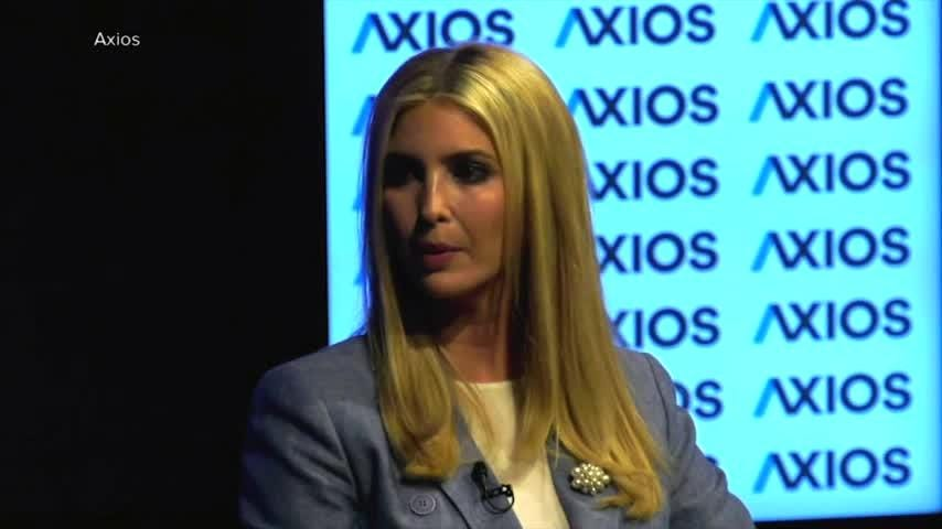 30e53a87f14 Ivanka Trump calls father s immigrant family separation policy  low point   for administration