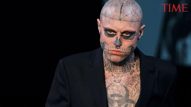 Lady Gaga apologizes for calling Rick  Zombie Boy  Genest s death a suicide ce69d0f6721c