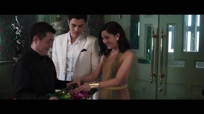 'Crazy Rich Asians' cast shares bachelor party fails