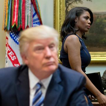 """Omarosa has revealed that she secretly recorded numerous people within the Donald Trump administration. The announcement fell during the same week of the schedule release of her book """"Unhinged."""" Now, the White House is firing back."""